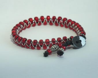 Red Goddess Bracelet