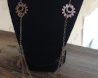 Gears n Chains Necklace