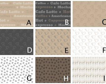 Choose Your Coffee Design - Magnet Board - Dry Erase Board - Magnetic Memo Board - Framed Message Board - Bulletin Board - Magnets included