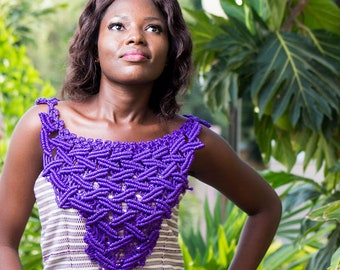 Barika African Smock Dress, African Smock Dress, African Clothing, Smock Dress