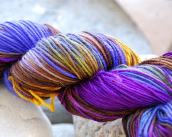 handdyed Yarn, 100g/ 3,5oz , colour 63