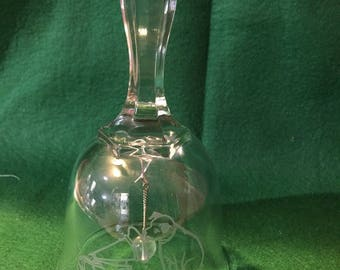 """RCA """"His Master's Voice"""" Glass Bell"""