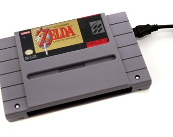 SNES Hard Drive - Choose your game!