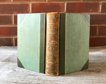 Antique book poetry in English The poetical works of Longfellow 1908 american poet Henry Frowde vintage poem book Oxford