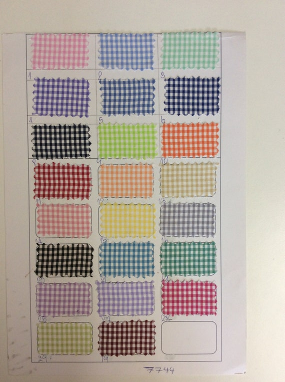 Sample of any of my product.(except the Liberty of London fabrics)