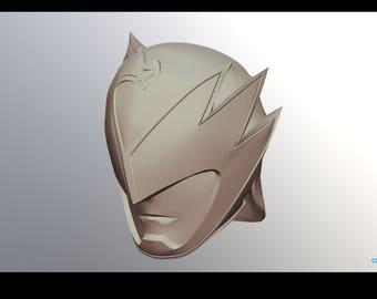 Uchu Sentai Kyuranger Ryu Commander Helmet