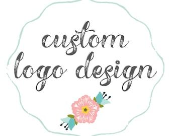 Custom Logo Design, Business Logo, Customized Logo, Logo Branding, Modern Logo, Vintage Logo, Boho Logo Design, Minimalist, Digital File