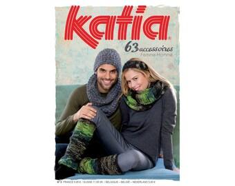 Catalogue accessories KATIA 63 designs man woman House fall / winter No. 8
