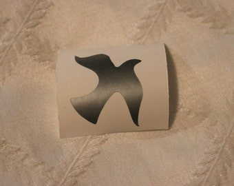 Dove/Holy Spirit Vinyl Decal