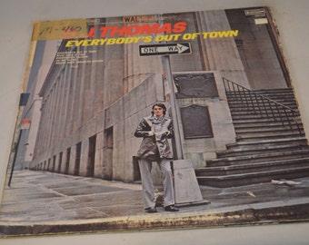 Vintage Gatefold Record BJ Thomas: Everybody's Out of Town Album SPS-582