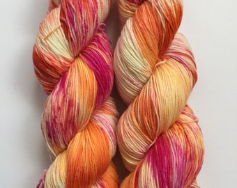 Phoebe Hand Dyed Yarn 100g DYED TO ORDER