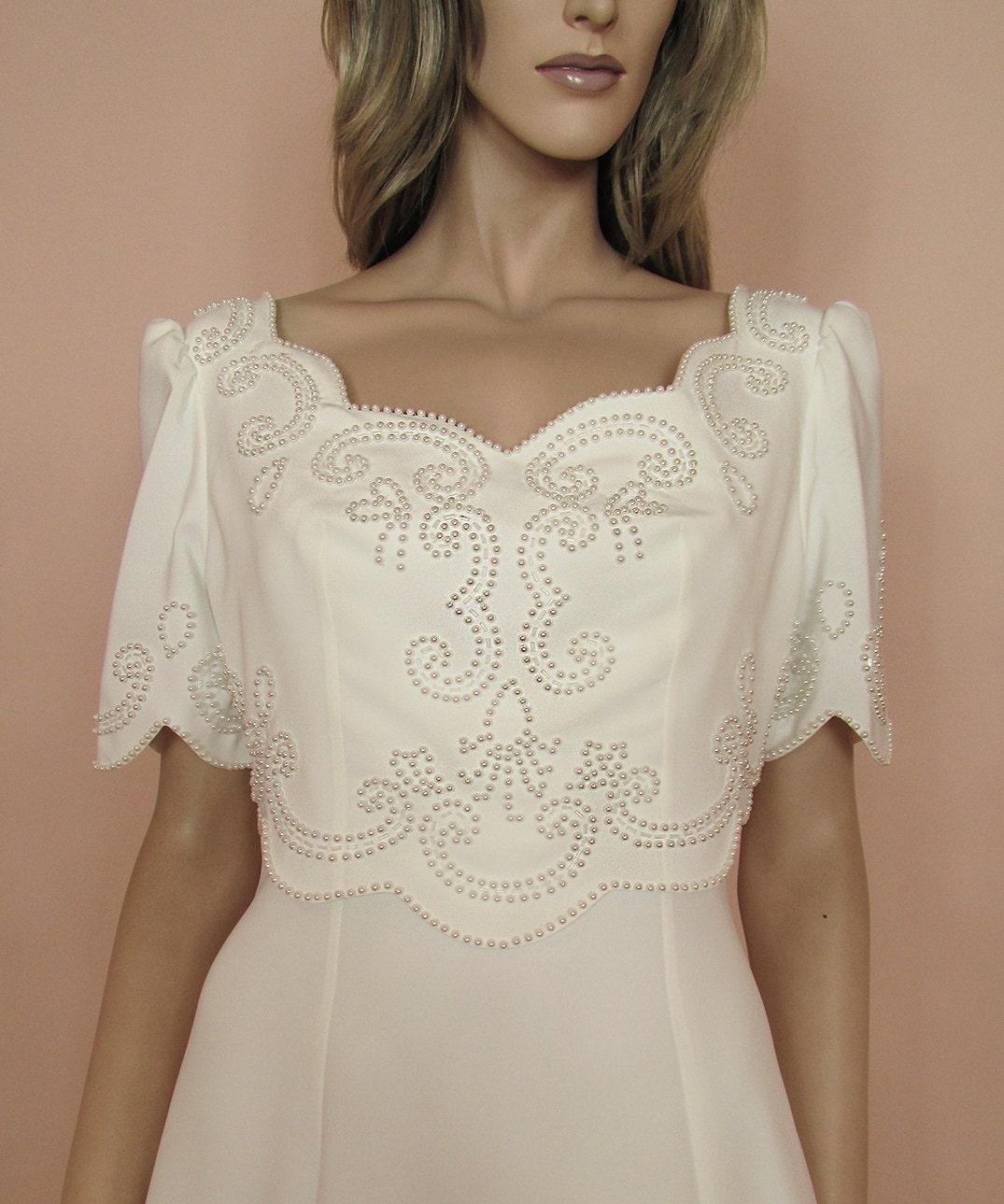 Nett Viktorianischen Stil Brautkleid Bilder - Brautkleider Ideen ...