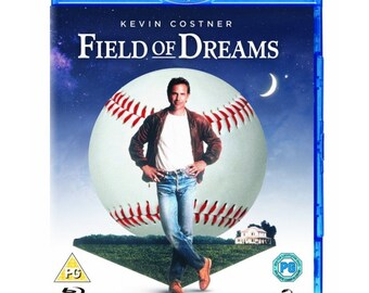 New & Sealed Movies from the 80's Field of Dreams Blu-ray