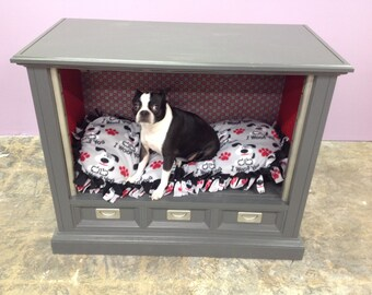 Dog Bed custom one of a kind furniture for your home family pet