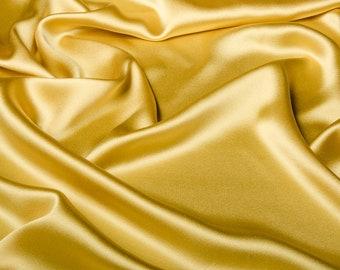 Haute Couture Silk Satin
