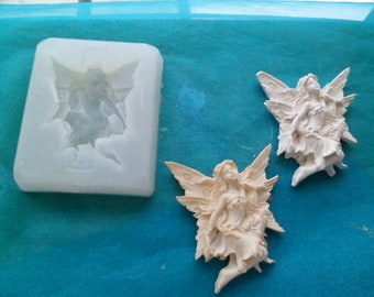 Elf gm for casting plaster resin silicone mould