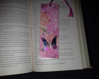 laminated bookmark-free domestic shipping