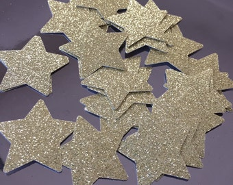 Star Confetti 100 CT. Twinkle twinkle Little Star Party, Baby Shower, Birthday party, Ships in 3-5 Business Days.