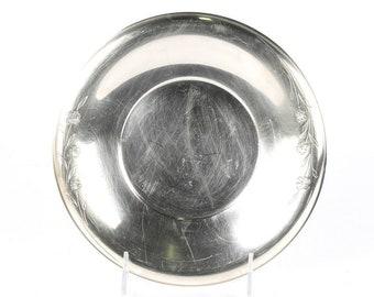 "Silver Plated  ""Springtime"" #9394 Tray"