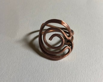 Copper Wire Band By Rework Creative