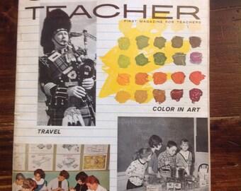 Grade Teacher Magazine, April 1967