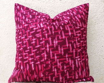 Decorative Throw Pillow Cover Pink Pillows 20 inch Pillow Cover - ct81C