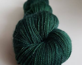 Skein of Superwash Merino - Nylon - Stellina / Fingering / Sock hand - dyed colors Fourchelangue