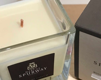 Handcrafted scent candle MARCUS SPURWAY Promotion - ginger - 180 ml - scent candle - made in San Francisco on Siagne