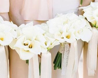 Coral Bouquet- Lily Bouquet-Beach Wedding -Coral Wedding- Seaside Bouquet-Tropical Bouquet-Beach Bouquet-Destination Bouquet-
