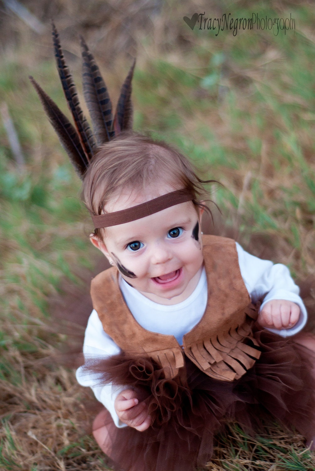 Indian headband,pocahontas, peterpan headband,Indian headress, feather headband, indian costume,,brown headband,any size,photo prop