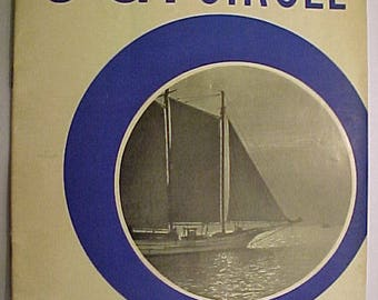 August 1940 UGI Circle Gas Appliance Magazine By The United Gas Improvement Company, Natural Gas Engineering Magazine