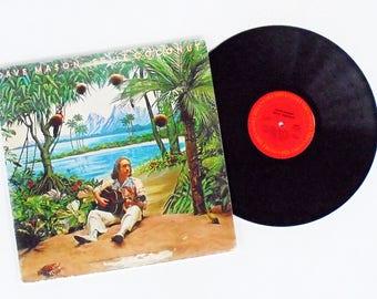Dave Mason: Split Coconut Vinyl Record Album (1975,Columbia Records Records) Vintage Classic Rock LP