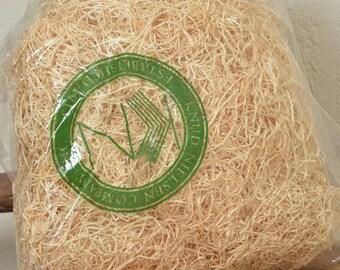 Natural Wood Excelsior | Craft Excelsior | Natural Packing Material |
