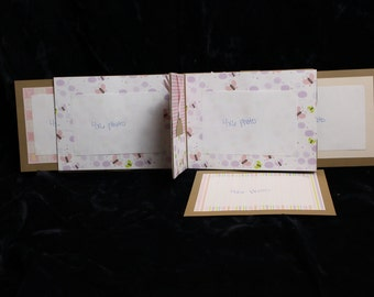 Paper Bag Album - Baby Girl