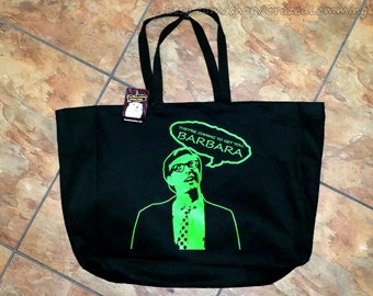 Big Zombie Tote Bag Horror Movie Night of the Living Dead