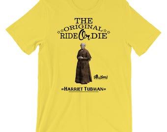Original Ride or Die Unisex T-Shirt (Version 2)