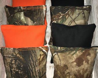 Camo Corn Hole Bags