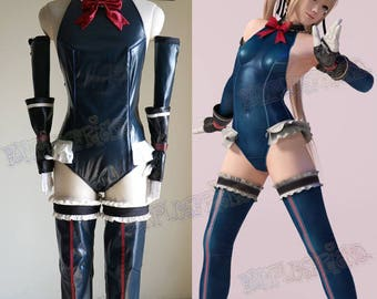 Dead or Alive Game Series Cosplay, Marie Rose Costume Set