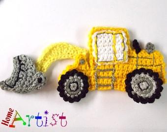 Crochet Applique loader