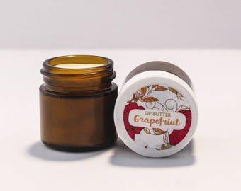 Grapefruit Lip Butter