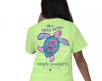 Simply Southern® PREPPYAWESOME-LIMEAID