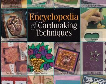 Encylopedia of Cardmaking Techniques. 48283.