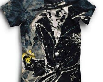 Rorschach Watchmen Art T-Shirt All sizes