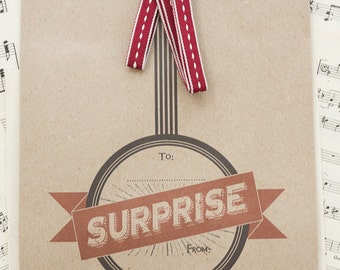 East of India Surprise Gift Bag