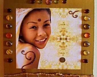 Original Collage - Peace