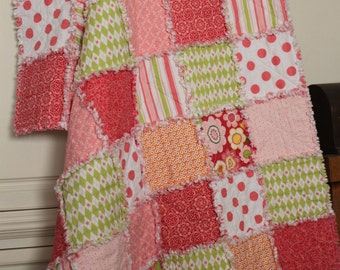 STPQ17 Ragtime Quilt Pattern (paper)
