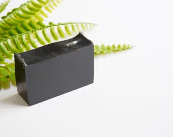 natural soap - activated charcoal soap - facial soap - handmade soap - christmas gift - handmade gift - maternity gift - gifts for him