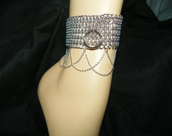 Chainmaille Anklets