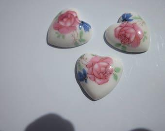 2 hearts ceramic craft 20mm (2)-
