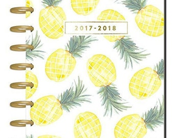 CLEARANCE **** Flamingos/ 2017-2018 Planner / Classic Create 365 18 Months Personal Planner / Me and My Big Ideas